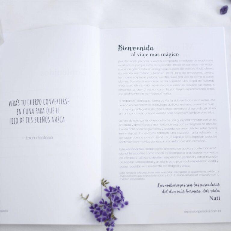 libro dulce espera 2