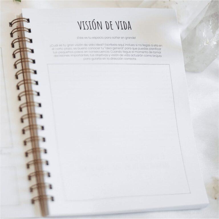 libro planner 10