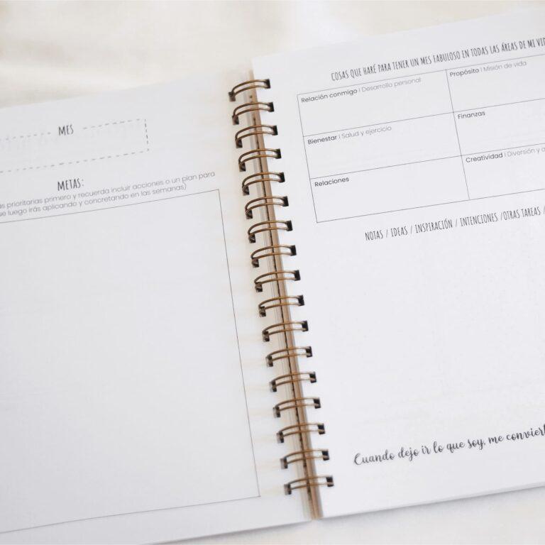 libro planner 12