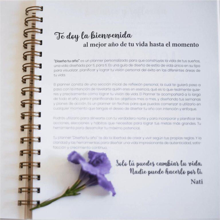 libro planner 3