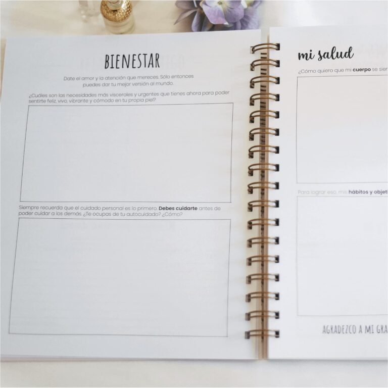 libro planner 8